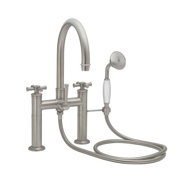 California Faucets Deck Mount Tub Fillers item 1308-XX.18-BTB