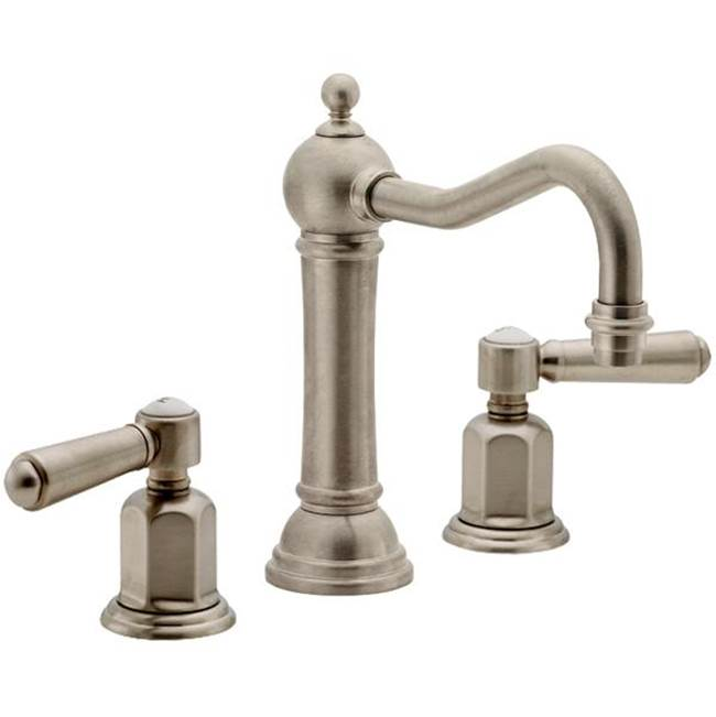 California Faucets Widespread Bathroom Sink Faucets item 3302ZF-PN