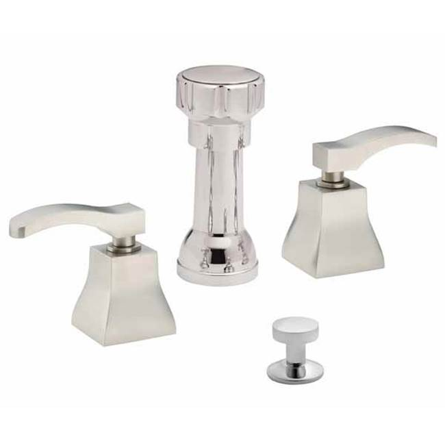 California Faucets  Bidet Faucets item 4404-WCO