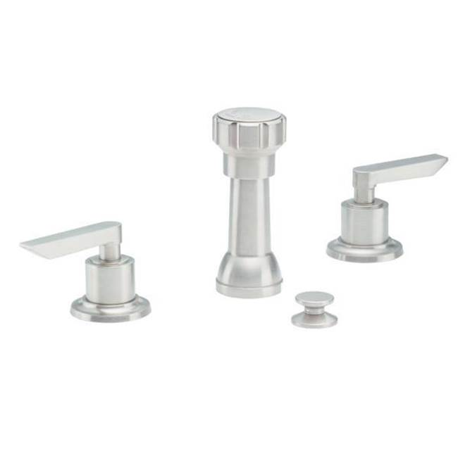 California Faucets  Bidet Faucets item 4504-PRB