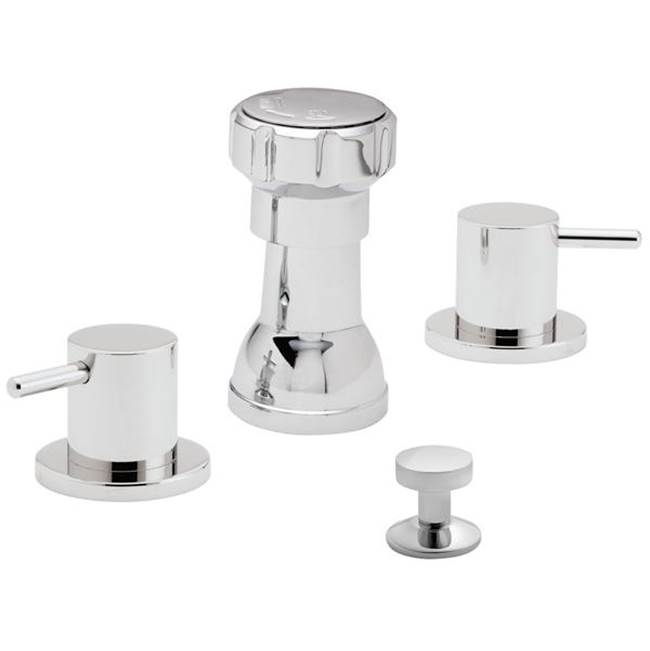 California Faucets  Bidet Faucets item 6204-BTB