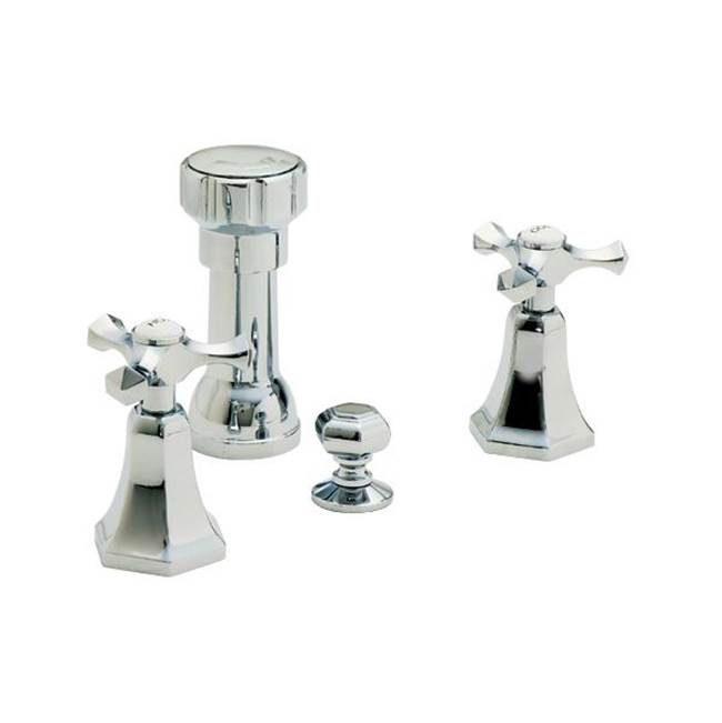 California Faucets  Bidet Faucets item 6304-WCO
