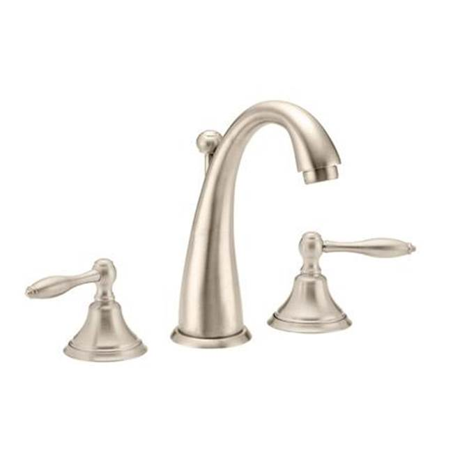 California Faucets Single Hole Bathroom Sink Faucets item 6402ZBF-PN