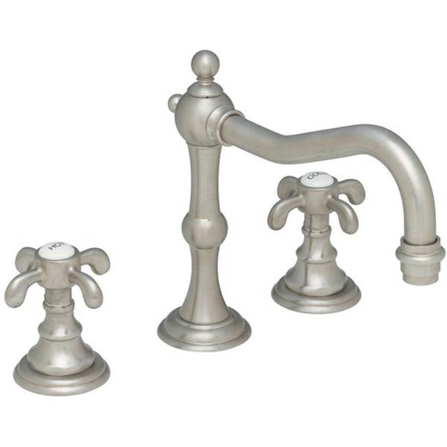 California Faucets Widespread Bathroom Sink Faucets item 6702Z-PEW
