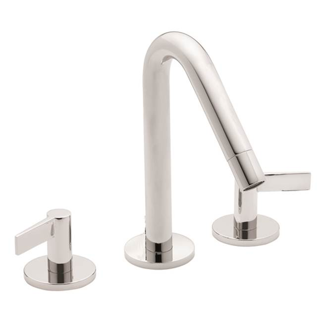 California Faucets Widespread Bathroom Sink Faucets item 7102-AB