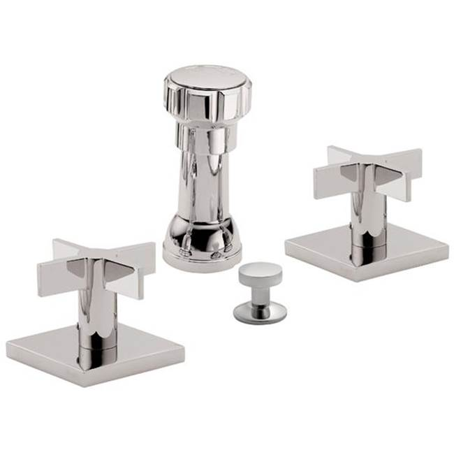 California Faucets  Bidet Faucets item 7204-WCO