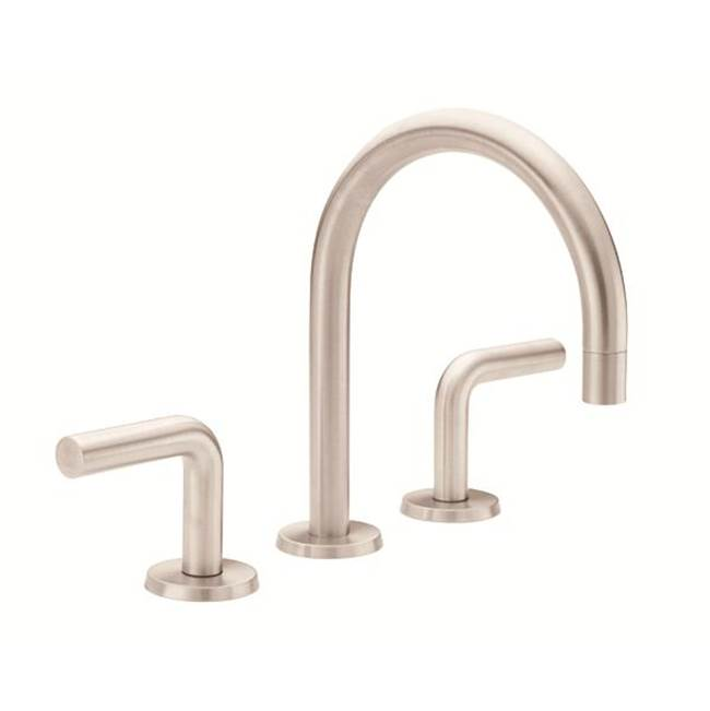 California Faucets Widespread Bathroom Sink Faucets item 7502-PEW