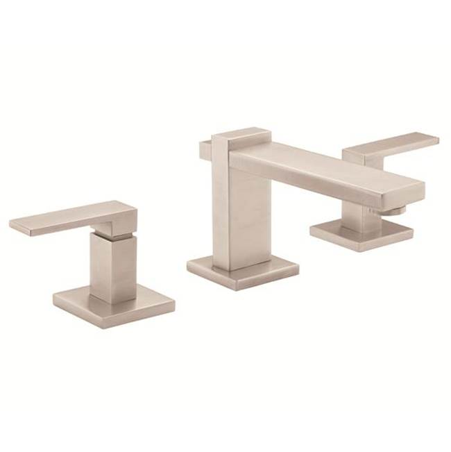 California Faucets Widespread Bathroom Sink Faucets item 7702-SN