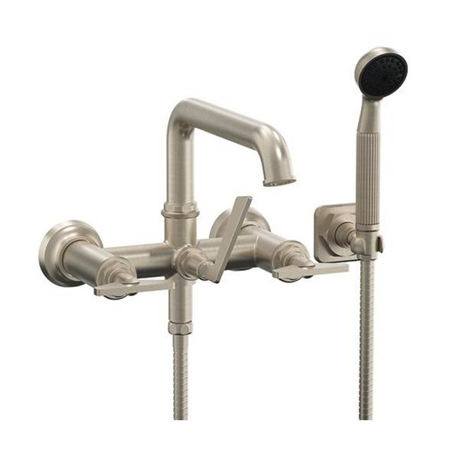 California Faucets Deck Mount Tub Fillers item 8608W-ETW.18-MOB