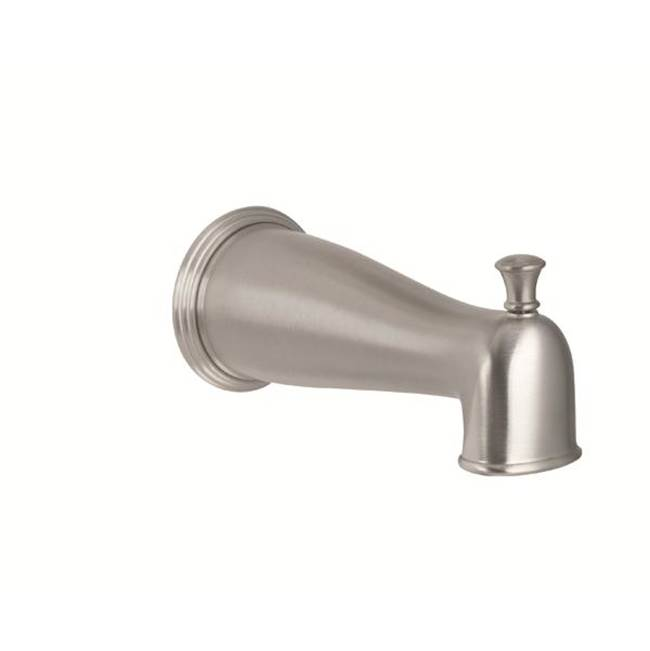 California Faucets Wall Mounted Tub Spouts item 9205-40-FRG