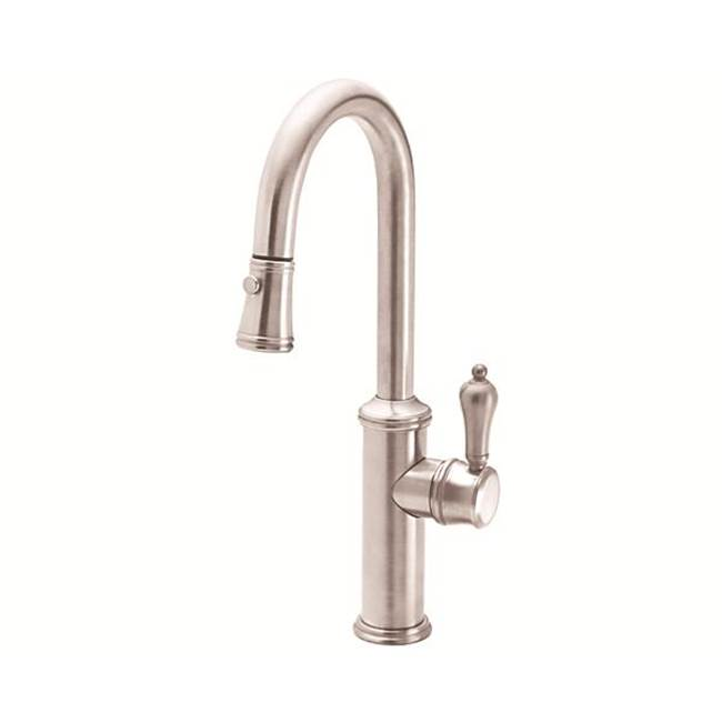 California Faucets Single Hole Kitchen Faucets item K10-101-55-ABF