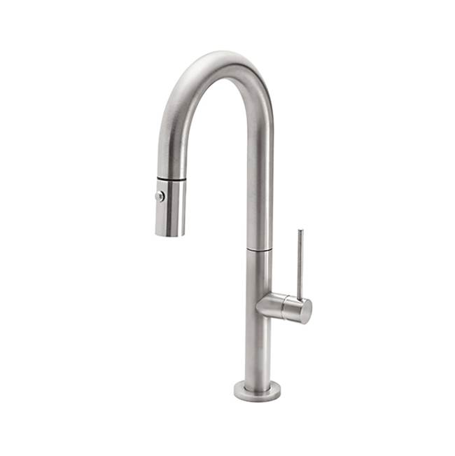 California Faucets Single Hole Kitchen Faucets item K50-101-SST-ORB