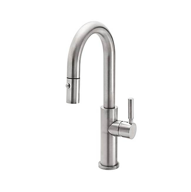 California Faucets Single Hole Kitchen Faucets item K51-101-ST-LSG
