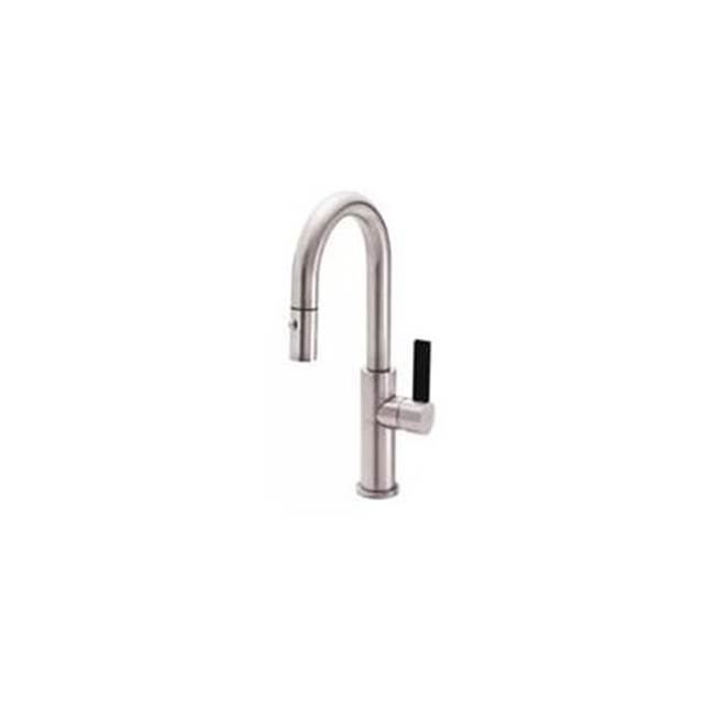 California Faucets Pull Down Faucet Kitchen Faucets item K51-102-BFB-FRG