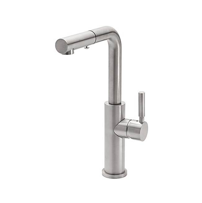 California Faucets Pull Out Faucet Kitchen Faucets item K51-110-FB-MBLK