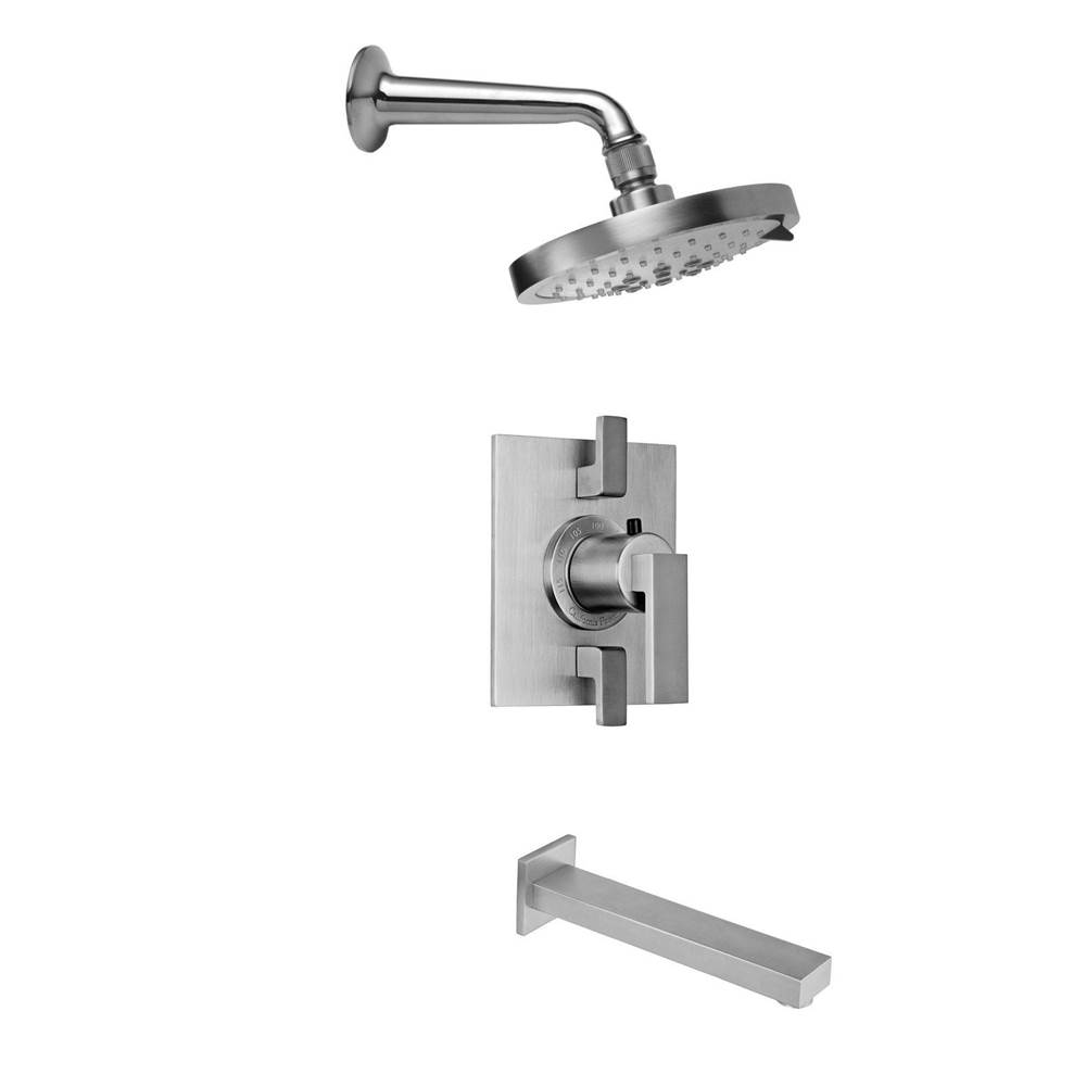 California Faucets Trims Tub And Shower Faucets item KT05-77.18-RBZ