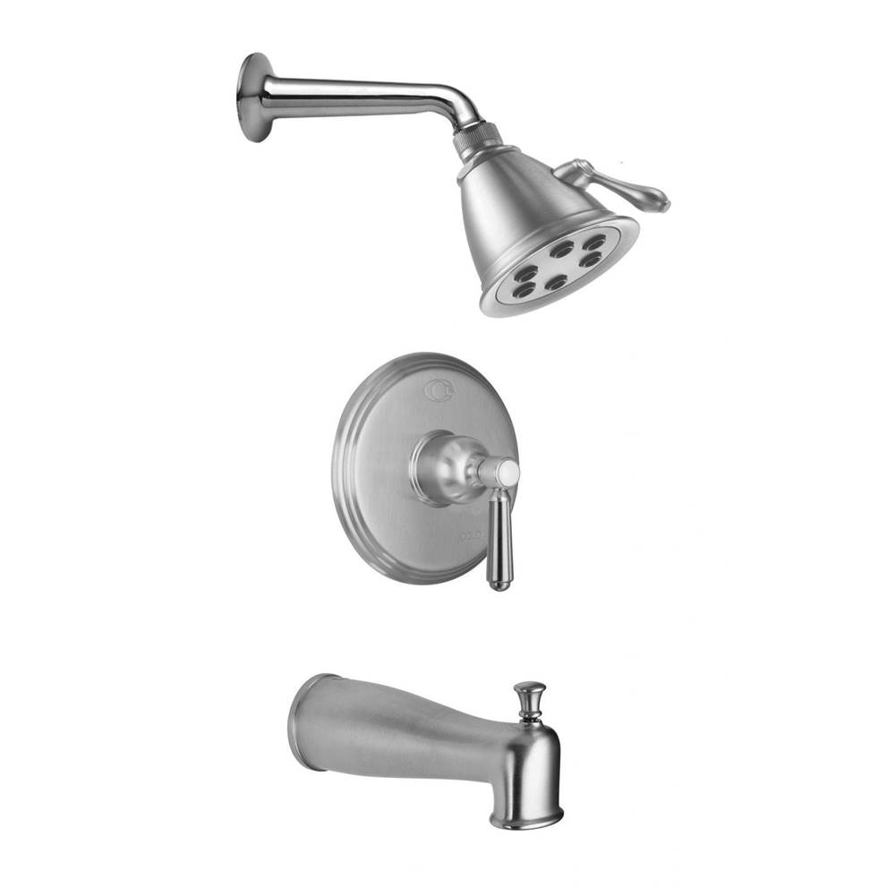 California Faucets Trims Tub And Shower Faucets item KT10-33.18-MBLK