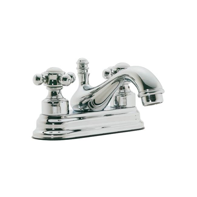 California Faucets Centerset Bathroom Sink Faucets item T6001-PEW