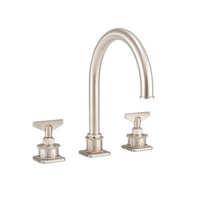California Faucets Deck Mount Tub Fillers item 8508W-ETD.FR-BTB