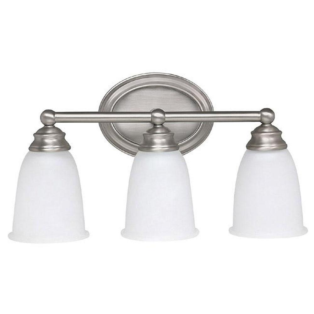 Capital Lighting Three Light Vanity Bathroom Lights item 1083MN-132