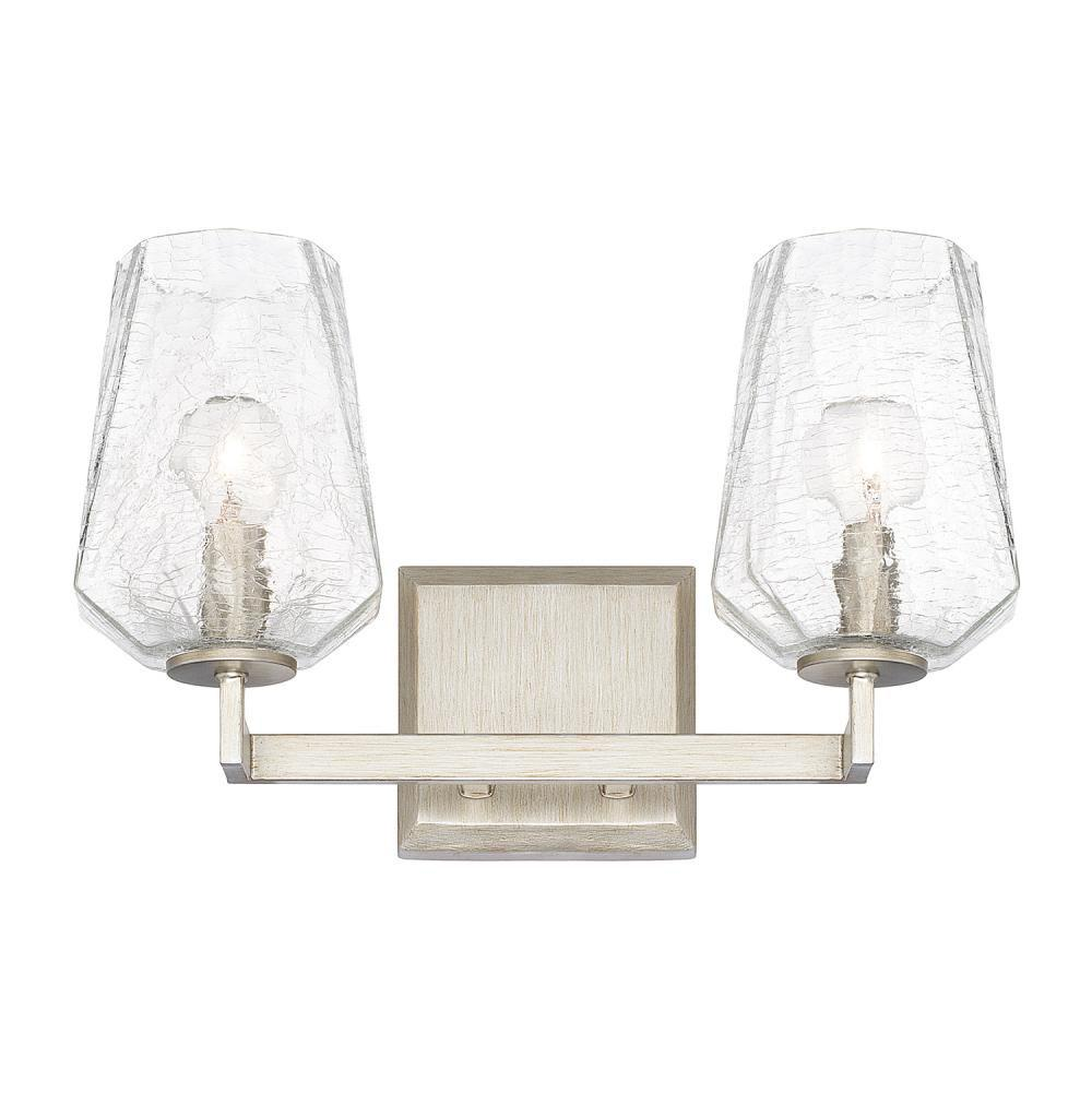 Capital Lighting Two Light Vanity Bathroom Lights item 111221BS-317