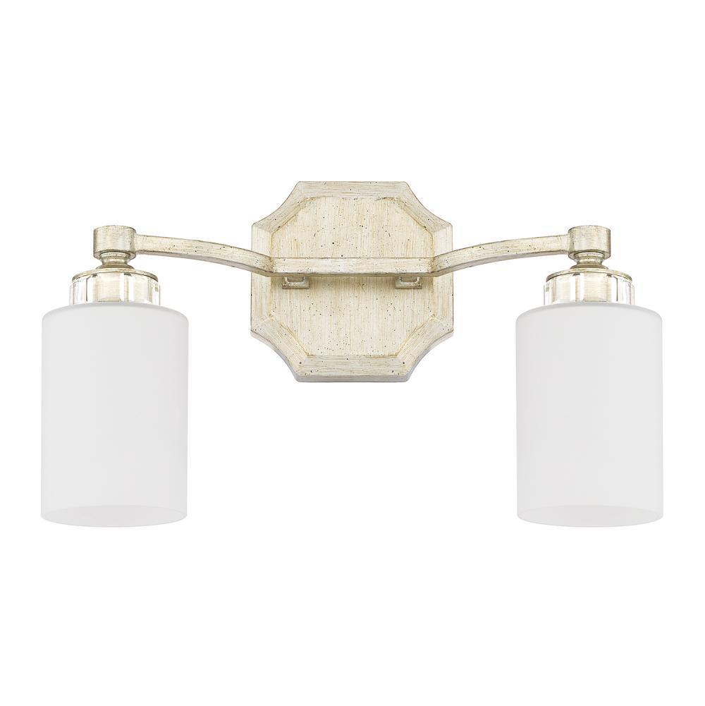 Capital Lighting Two Light Vanity Bathroom Lights item 115021WG-375