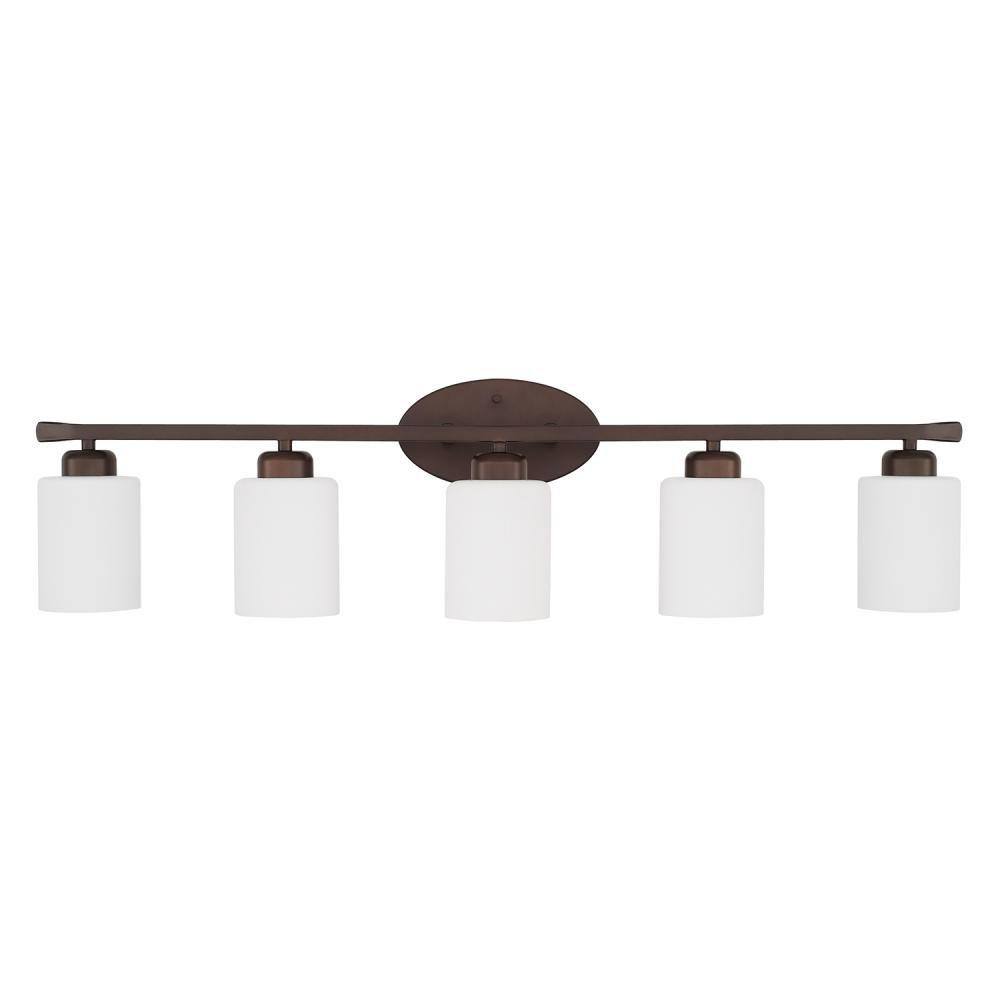 Capital Lighting Five Or More Vanity Bathroom Lights item 115251BZ-338