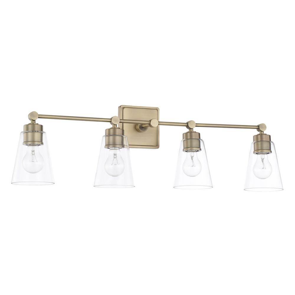 Capital Lighting Bathroom Lights Brass Tones Lighting | Kitchens and ...