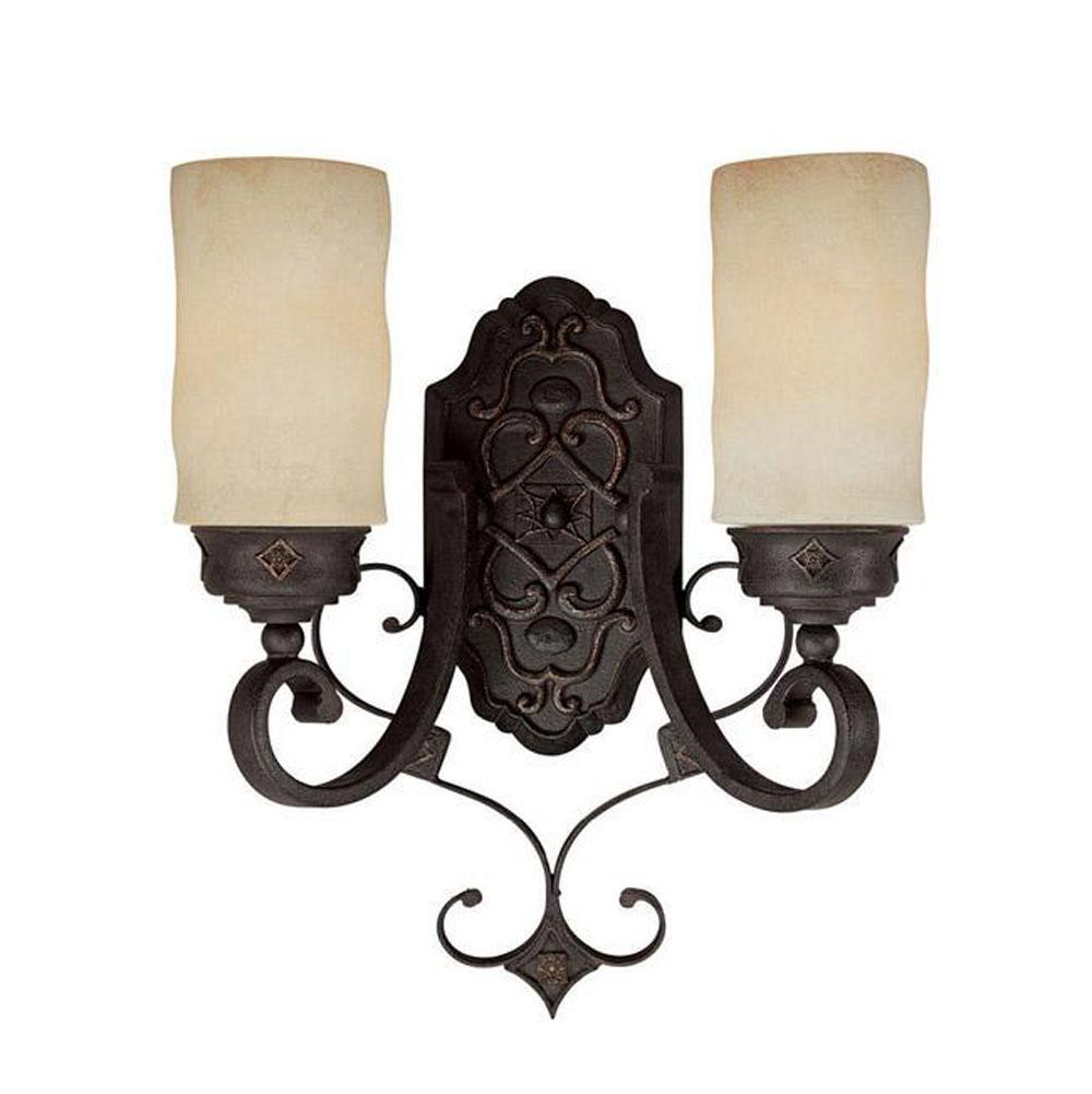 Capital Lighting Sconce Wall Lights item 1907RI-125