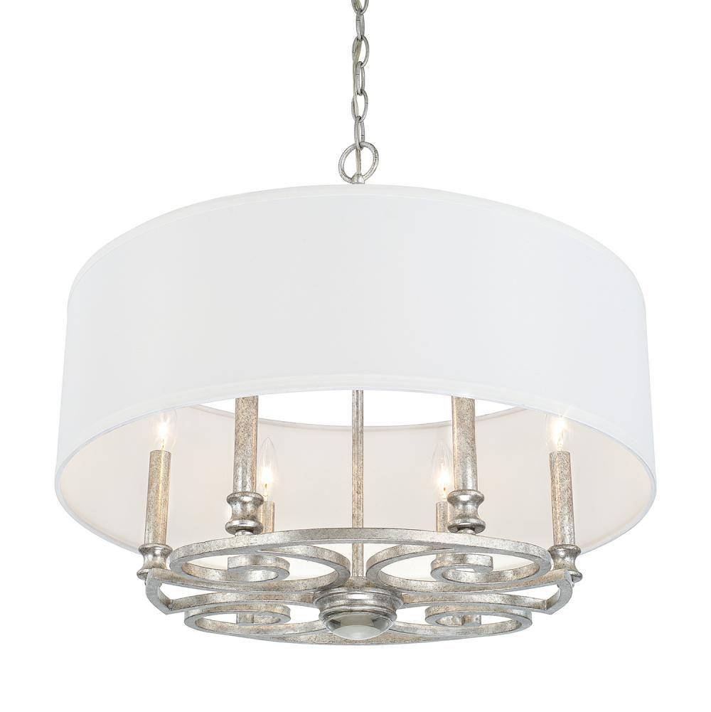 Capital Lighting Drum Pendants Pendant Lighting item 310961AS-651