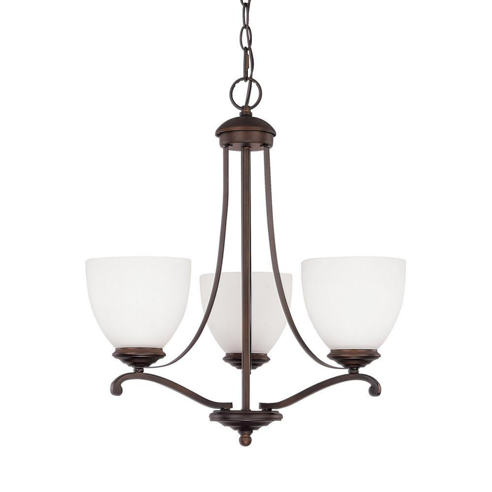 Capital Lighting Single Tier Chandeliers item 3944BB-202