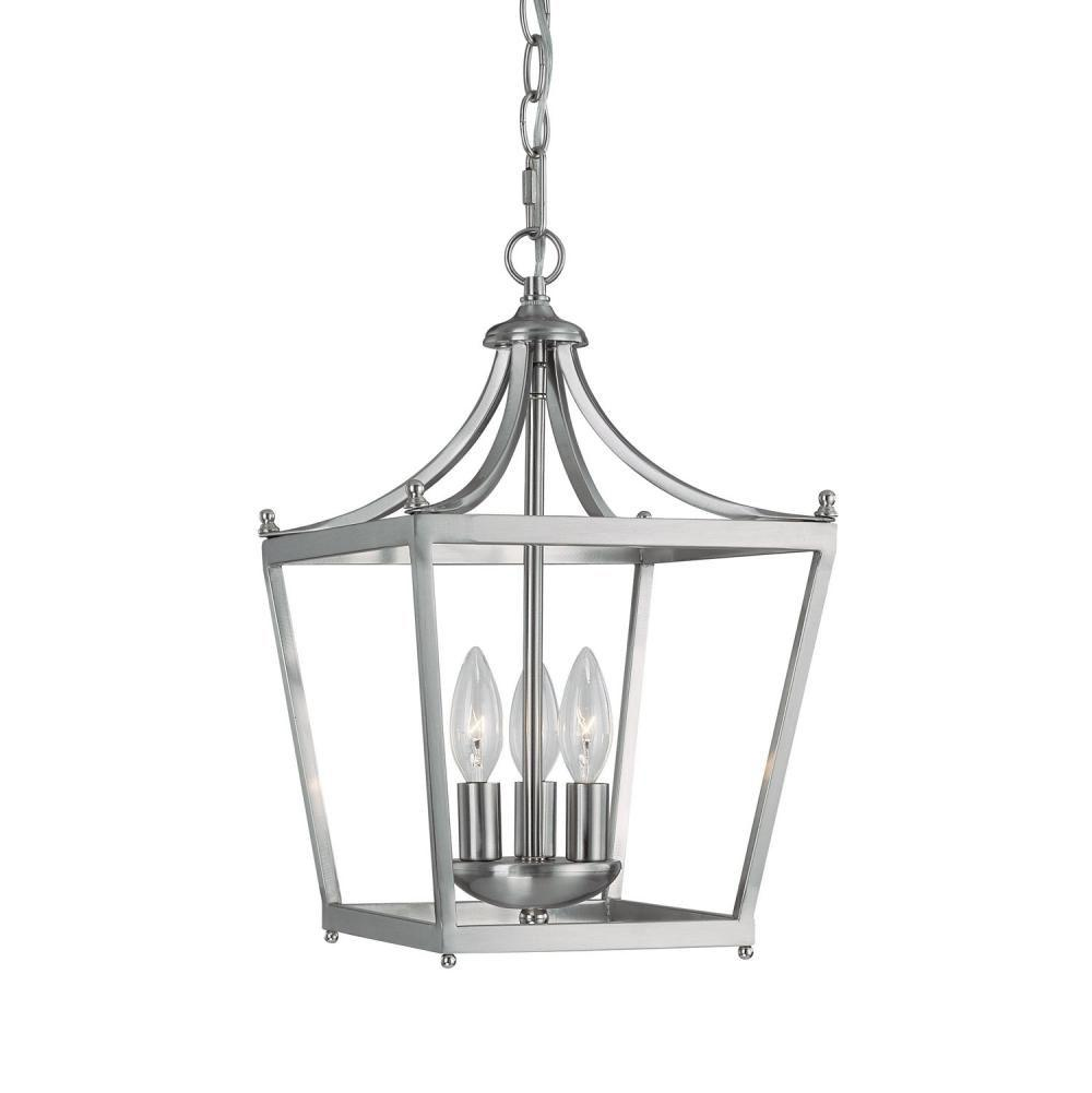 Capital Lighting Cage Pendants Pendant Lighting item 4036BN