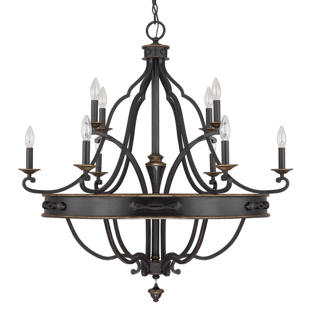 Capital Lighting Multi Tier Chandeliers item 4250SY-000