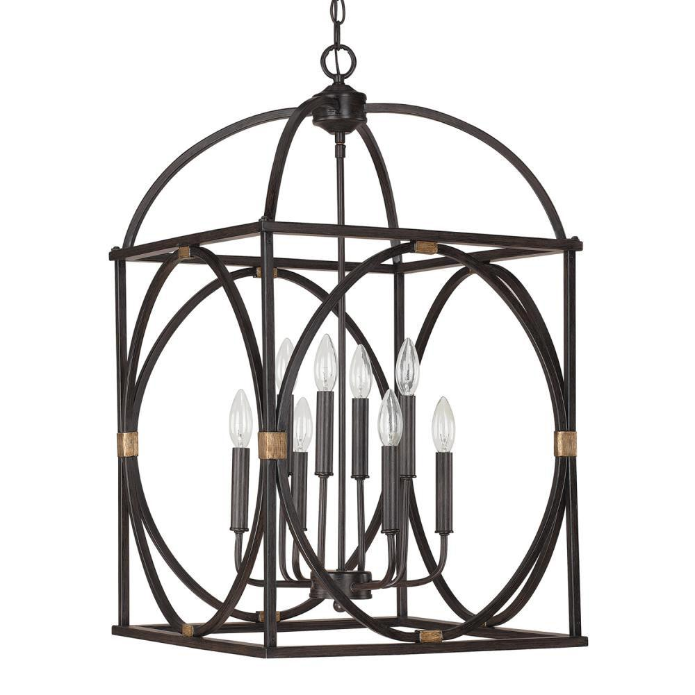 Capital Lighting Cage Pendants Pendant Lighting item 4522SY