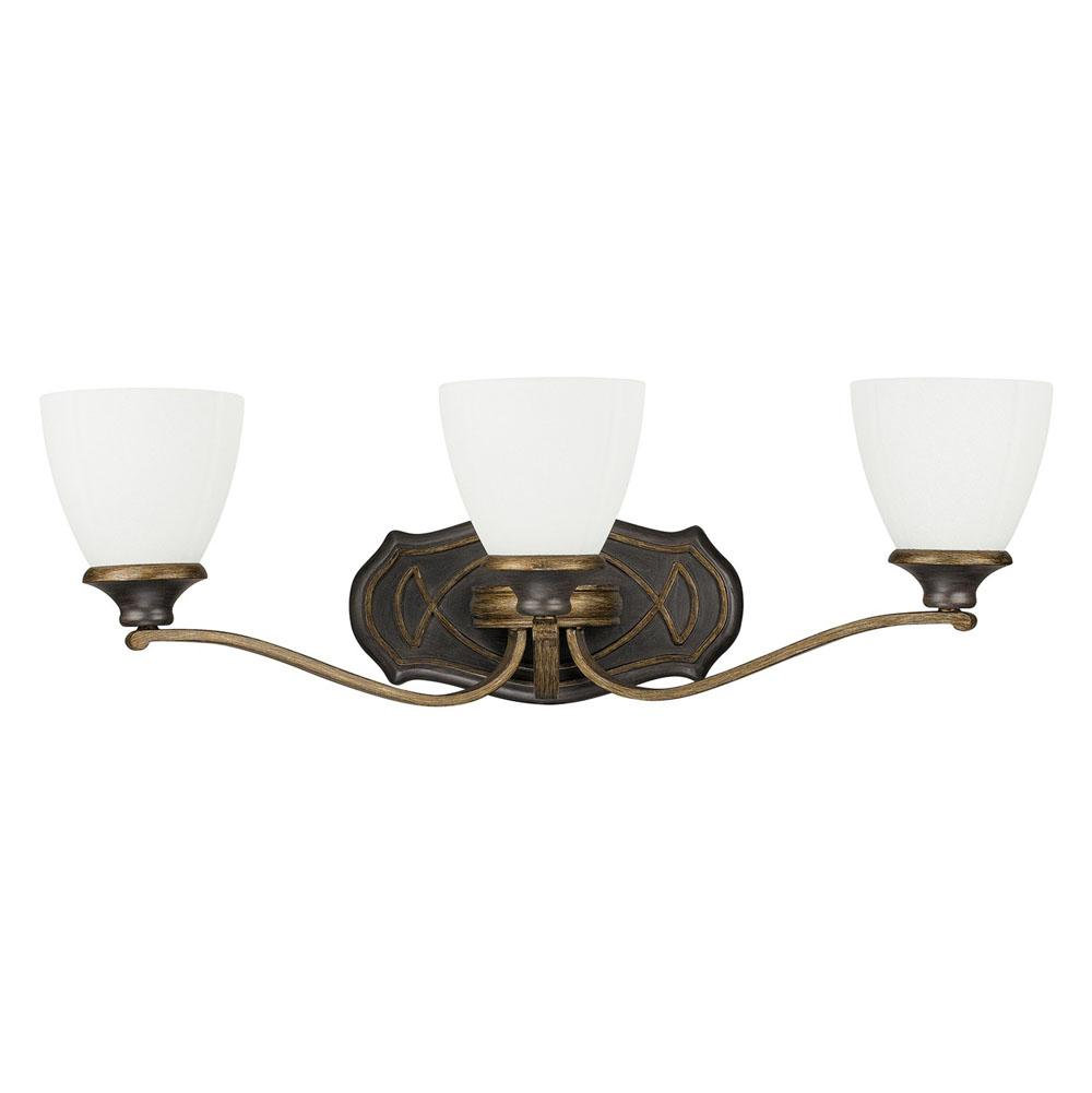 Capital Lighting Three Light Vanity Bathroom Lights item 8013SY-123