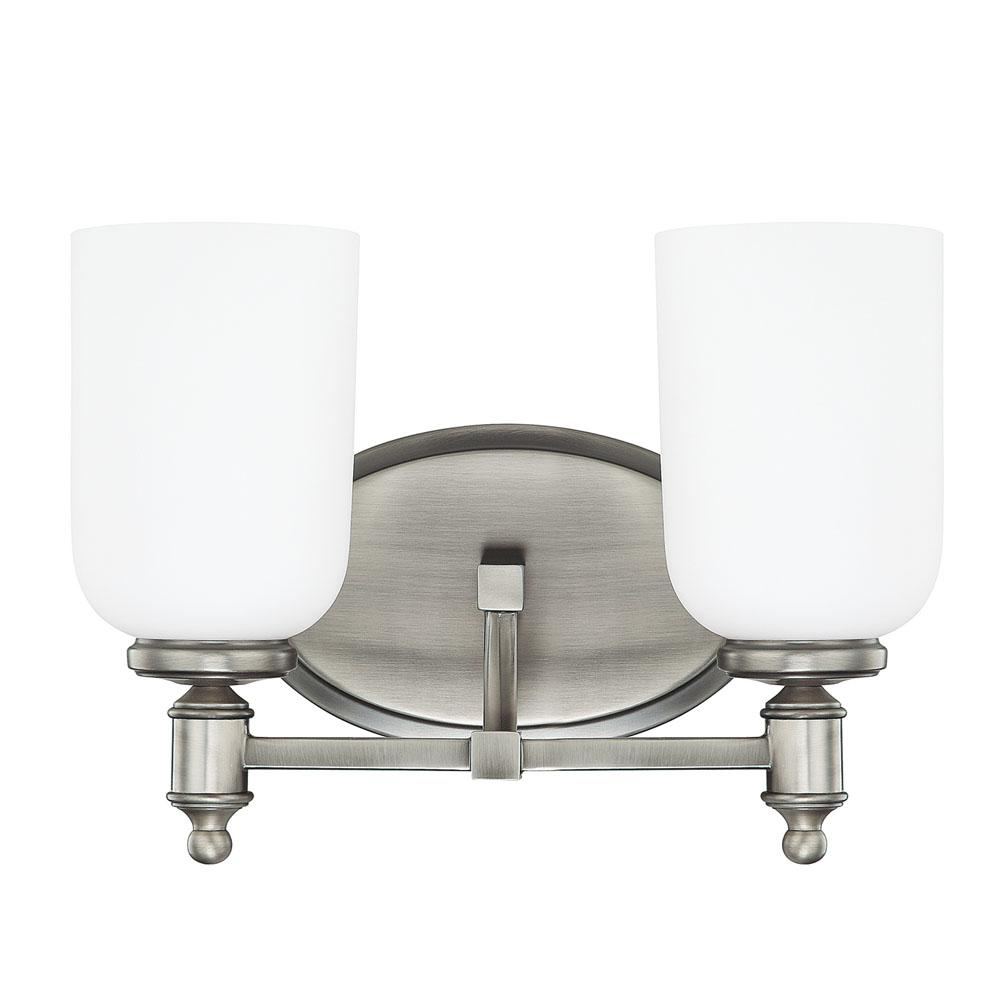 Capital Lighting Two Light Vanity Bathroom Lights item 8442AN-102