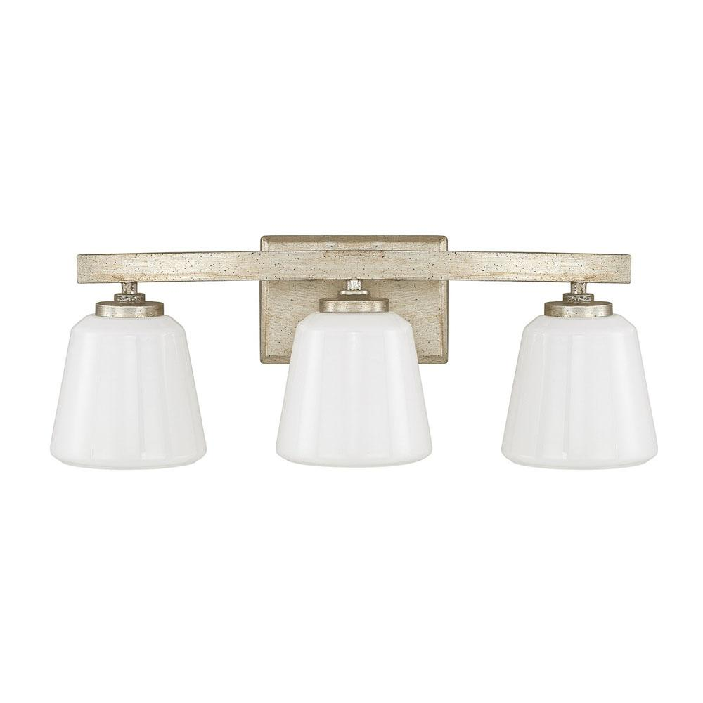 Capital Lighting Three Light Vanity Bathroom Lights item 8533WG-300