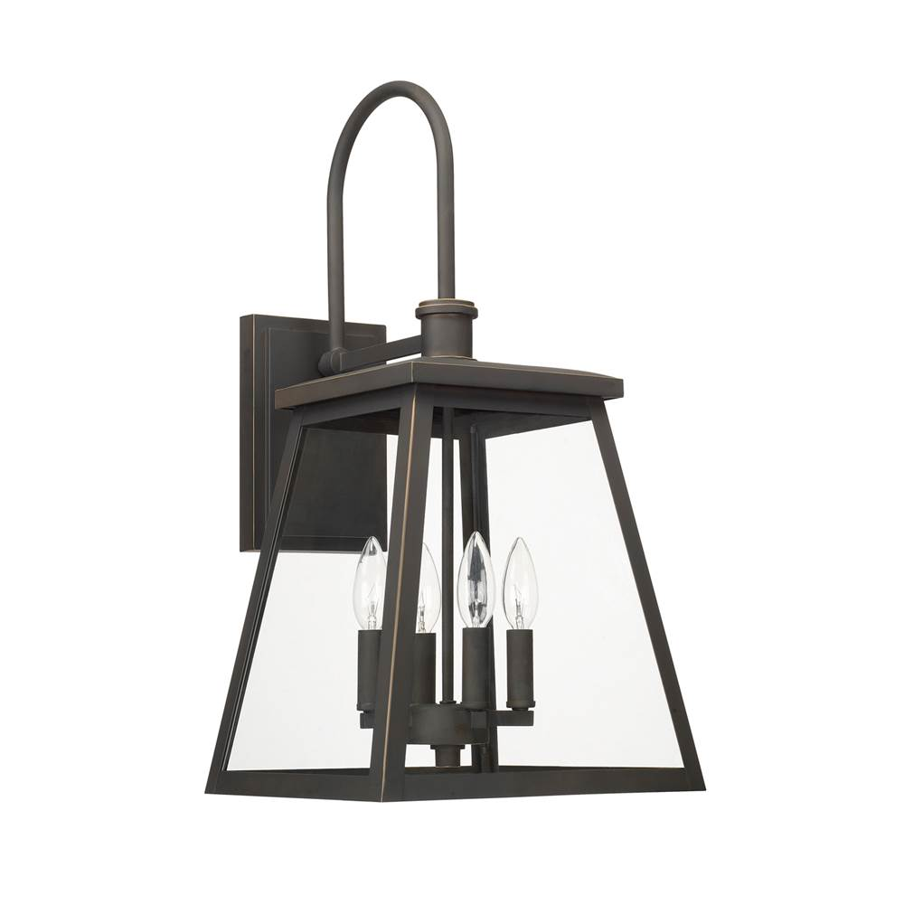 Capital Lighting Wall Lanterns Outdoor Lights item 926841OZ