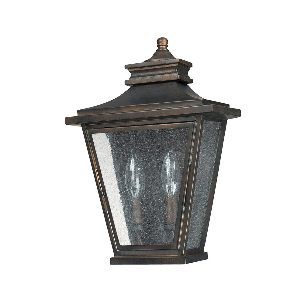 Capital Lighting Wall Lanterns Outdoor Lights item 9460OB
