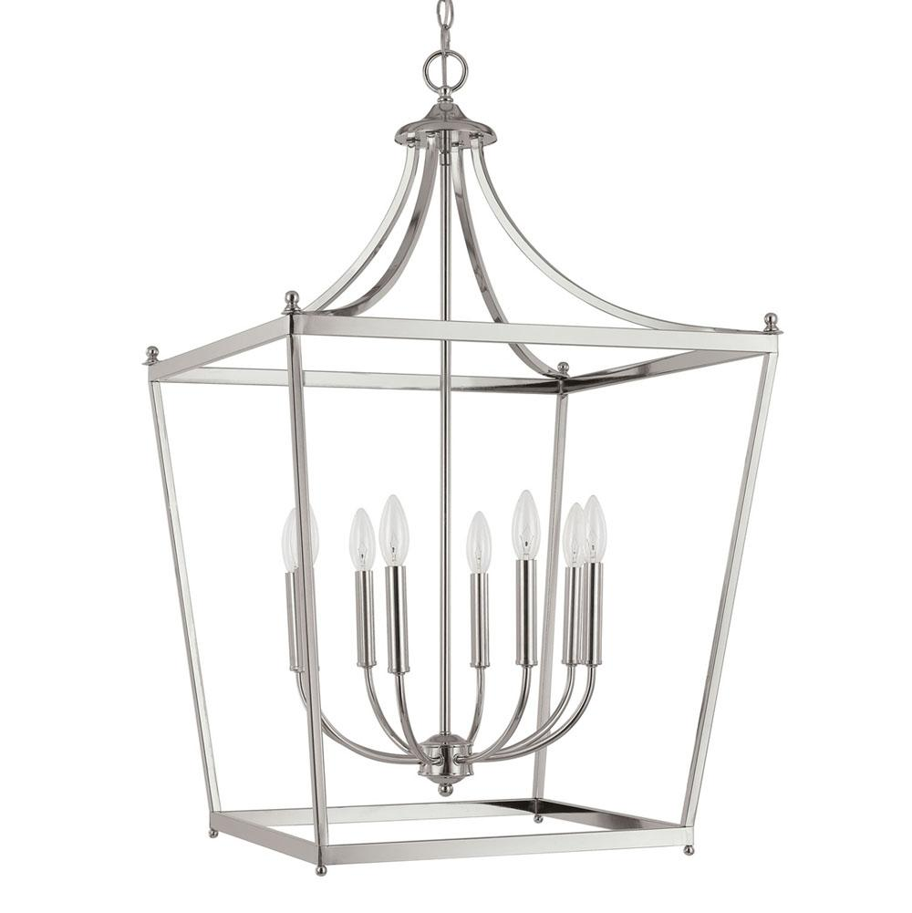 Capital Lighting Cage Pendants Pendant Lighting item 9553PN