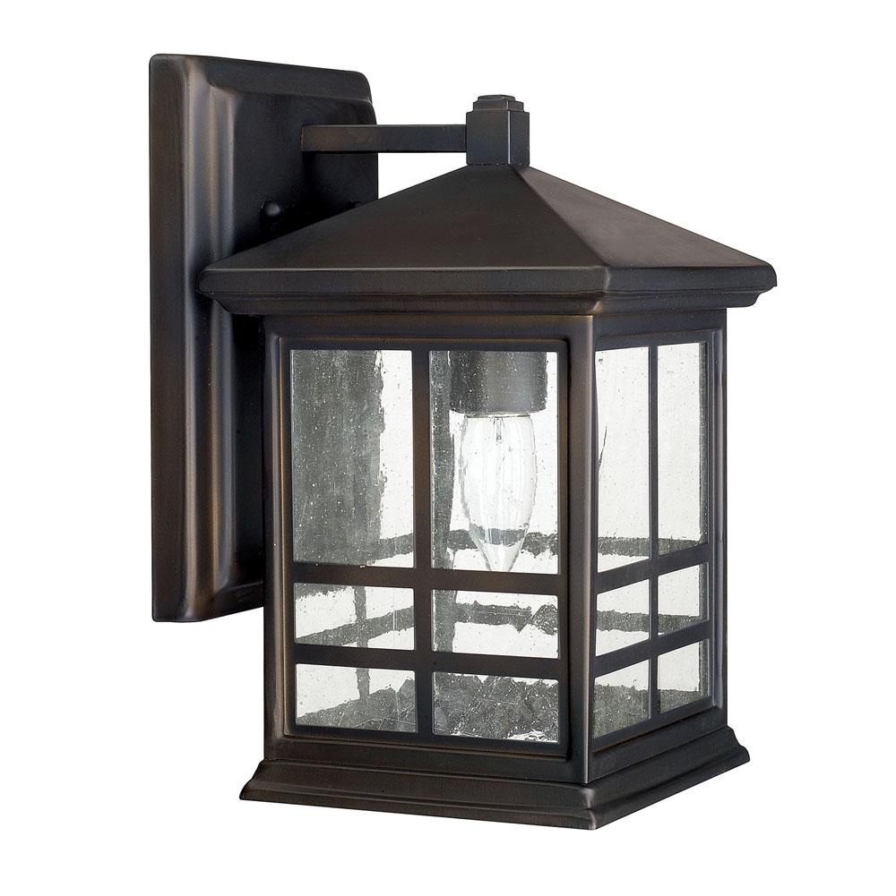 Capital Lighting Wall Lanterns Outdoor Lights item 9911OB