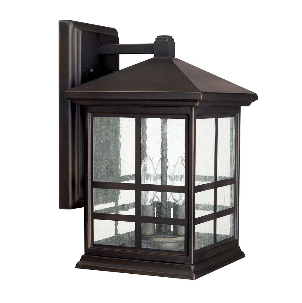 Capital Lighting Wall Lanterns Outdoor Lights item 9912OB