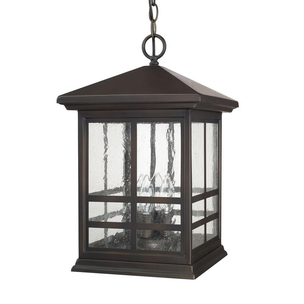 Capital Lighting Pendants Outdoor Lights item 9914OB