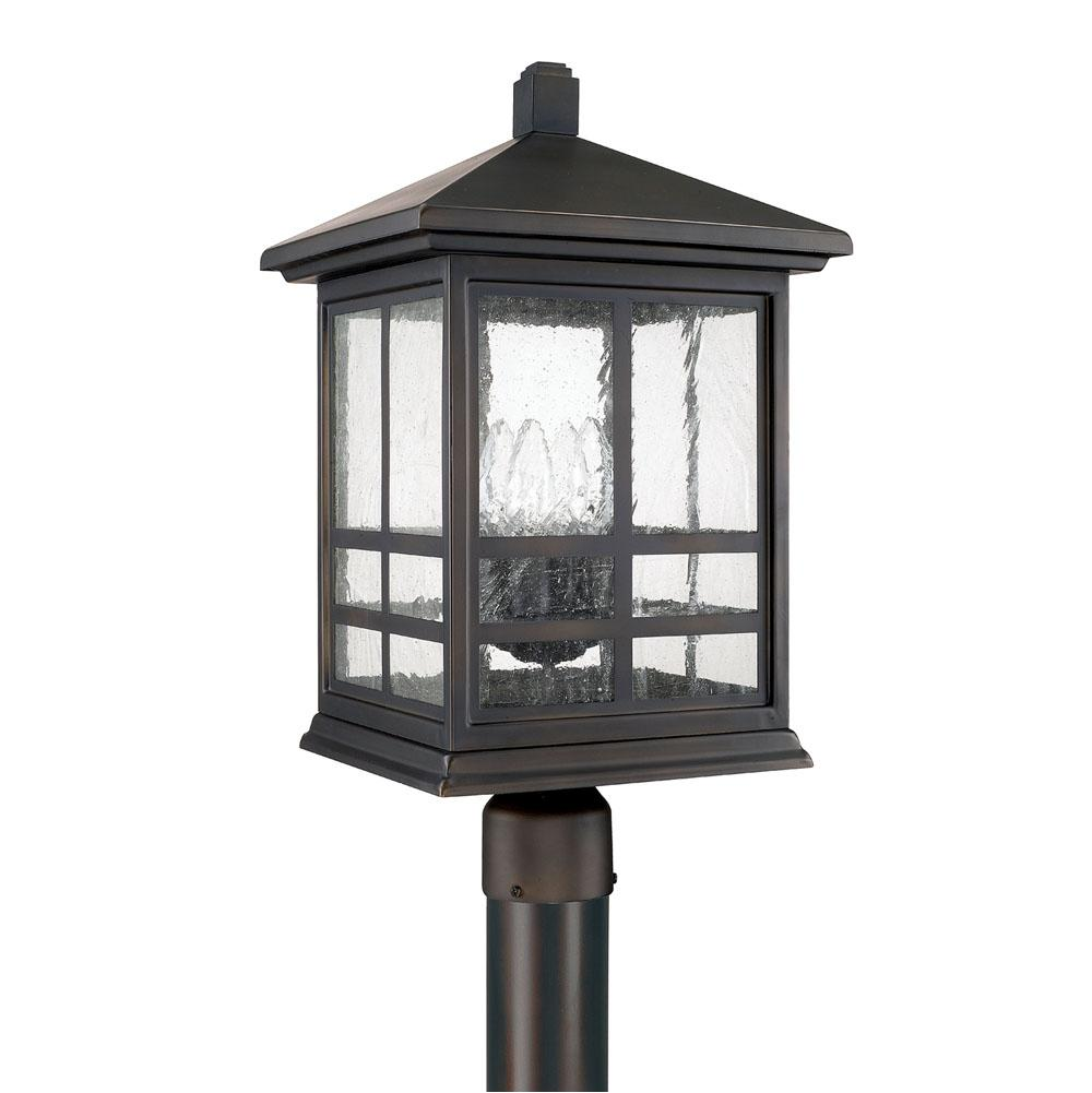 Capital Lighting Post Outdoor Lights item 9915OB