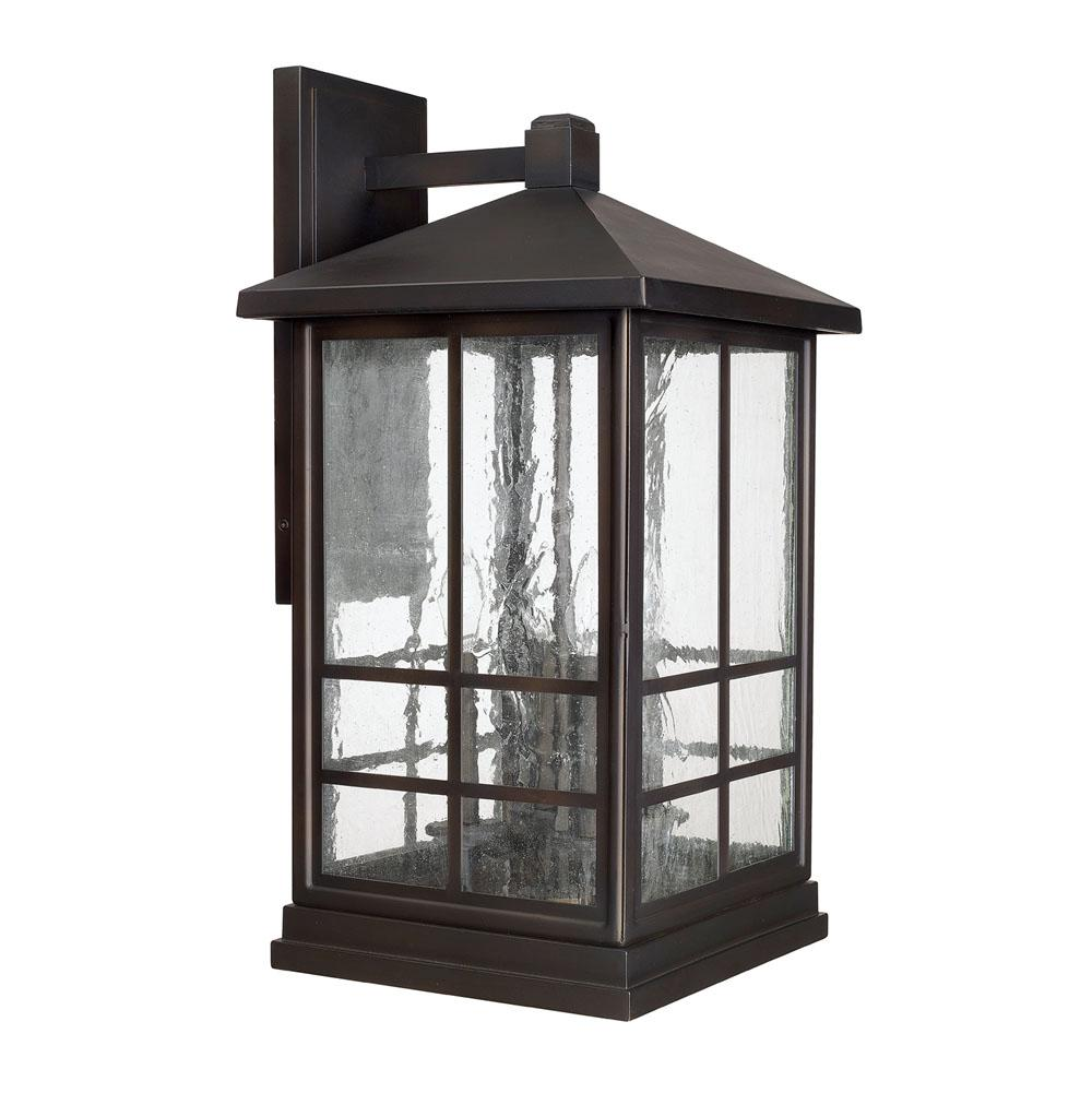 Capital Lighting Wall Lanterns Outdoor Lights item 9918OB