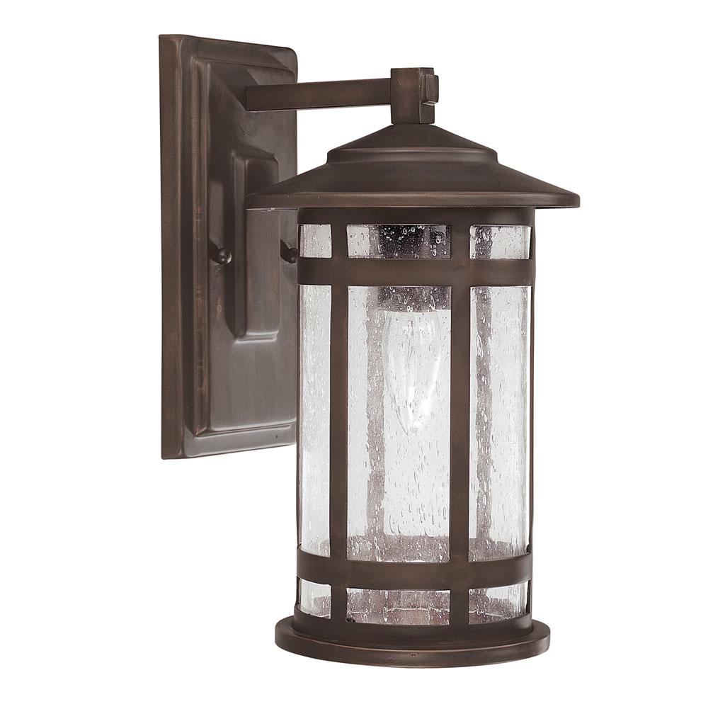Capital Lighting Wall Lanterns Outdoor Lights item 9951BB