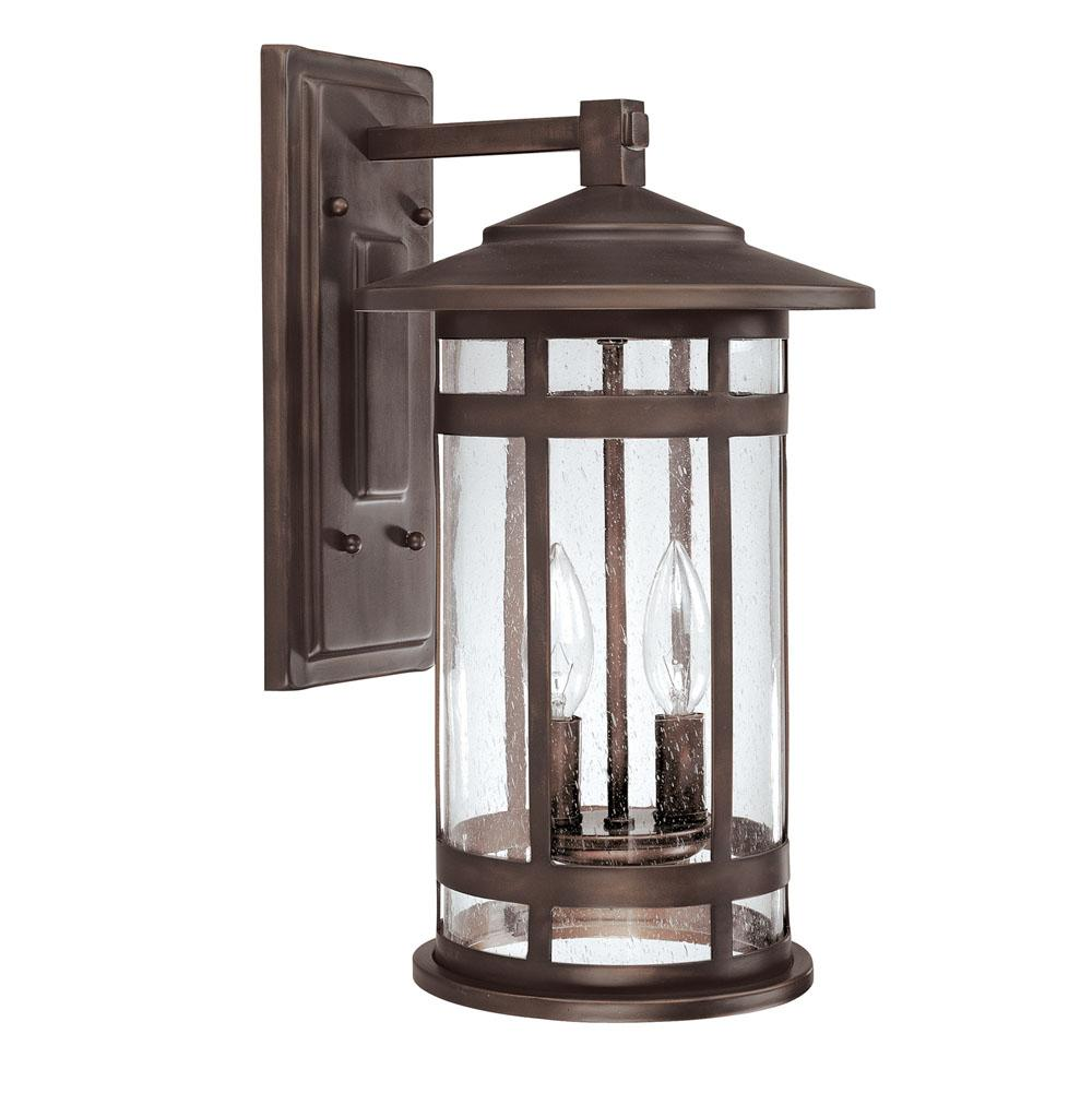 Capital Lighting Wall Lanterns Outdoor Lights item 9952BB