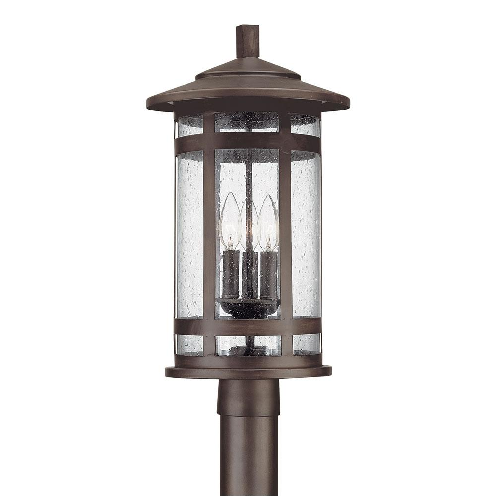 Capital Lighting Post Outdoor Lights item 9955BB