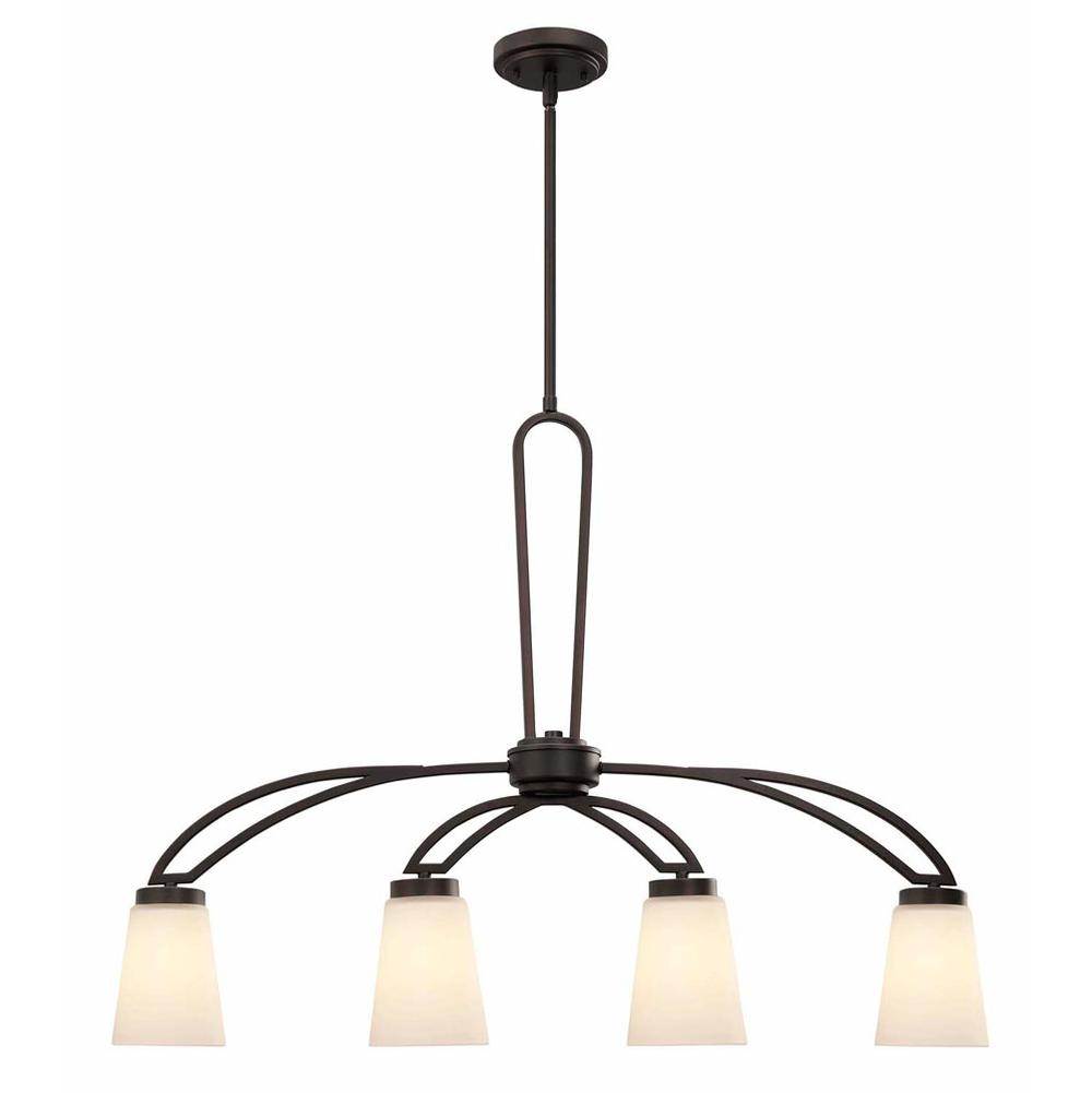 Canarm Linear Chandeliers Chandeliers item ICH421A04ORB