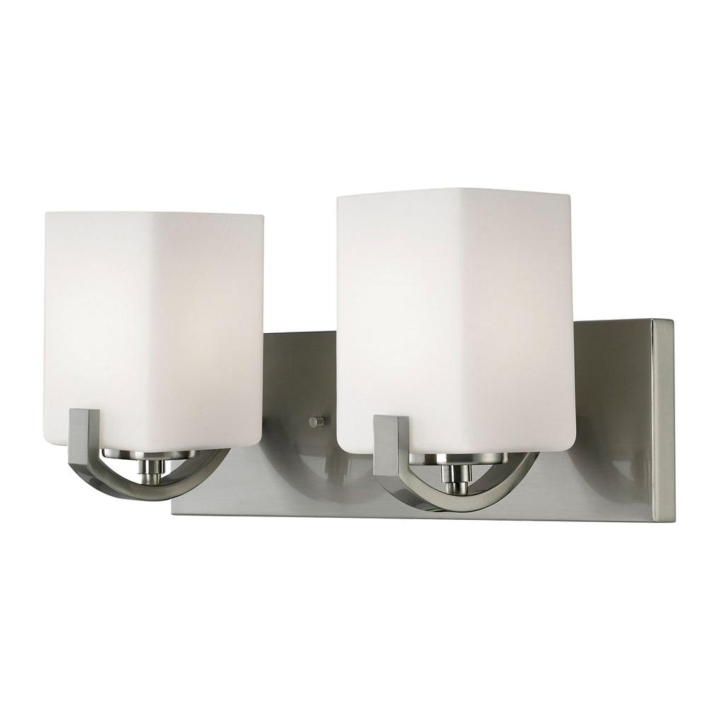 Canarm Two Light Vanity Bathroom Lights item IVL422A02BN